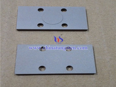 Tungsten Copper Submount Picture